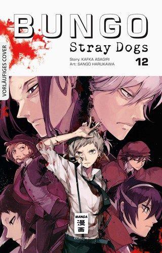 Bungo - Stray Dogs 12