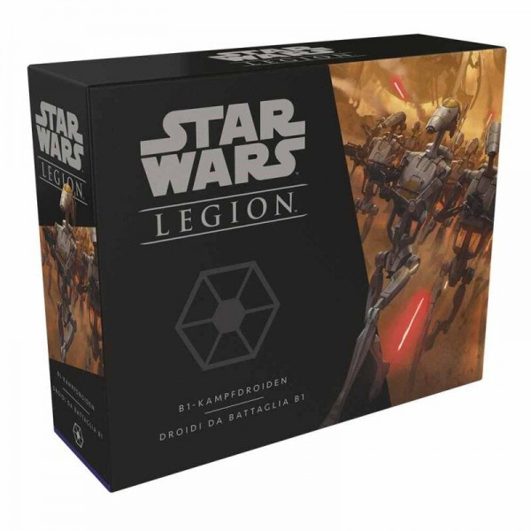 SW Legion: B1-Kampfdroiden dt.