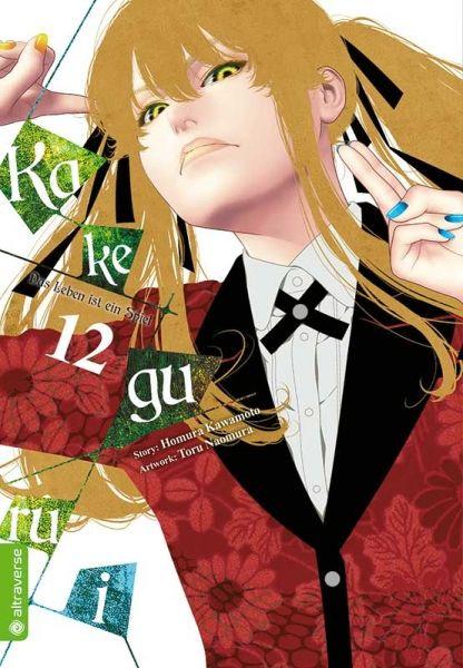 Kakegurui - Das Leben ist ein Spiel 12