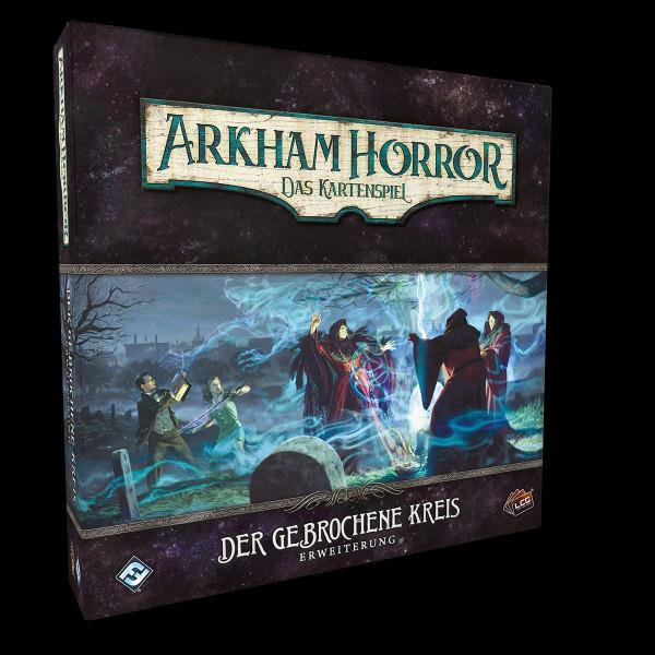 Arkham Horror LCG: Der gebrochene Kreis