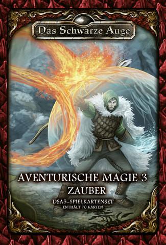 DSA5: Spielkartenset Aventurische Magie 3 Zauber