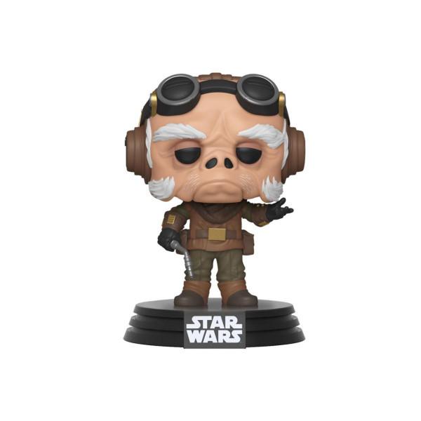 Star Wars The Mandalorian POP! TV Vinyl Figur Kuiil 9 cm