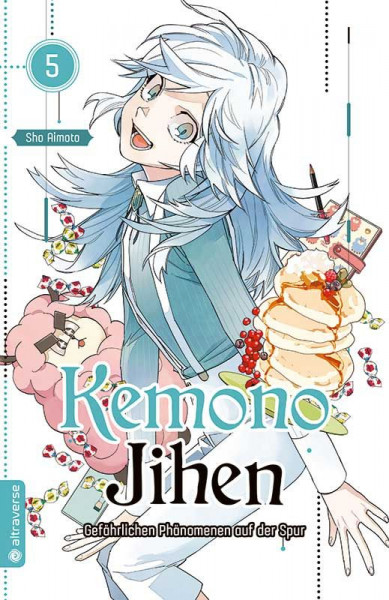 Kemono Jihen 05