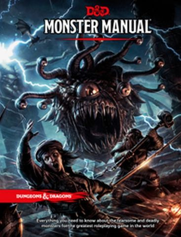 D&D RPG - Monster Manual