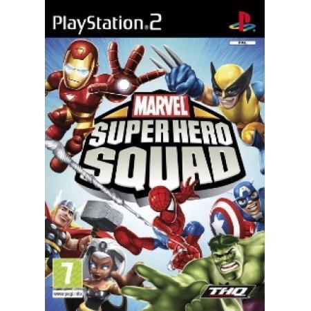 MARVEL: Superhero Squad