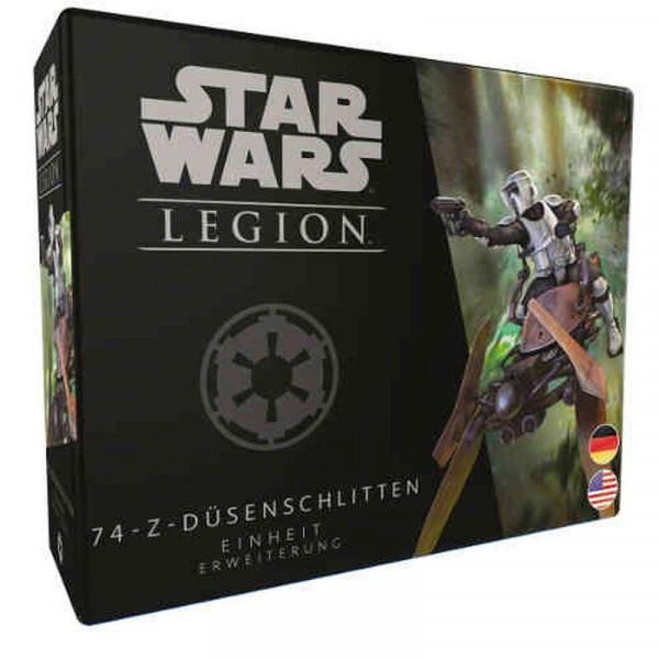 SW Legion: 74-Z-Düsenschlitten erw. dt./engl.