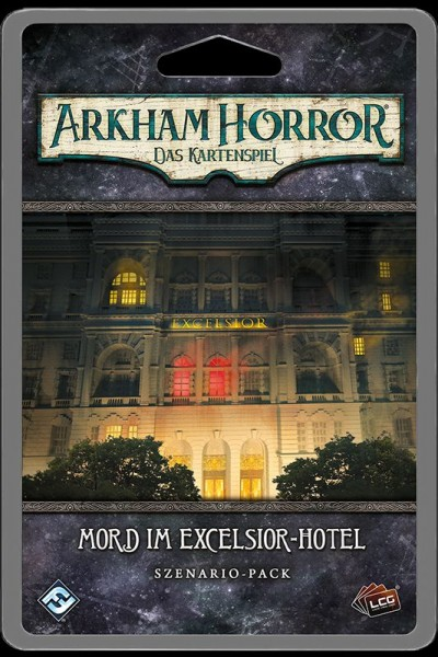 Arkham Horror LCG: Mord im Excelsior-Hotel