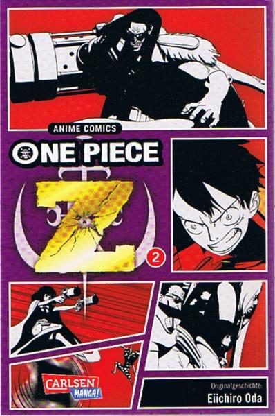 One Piece Z 02