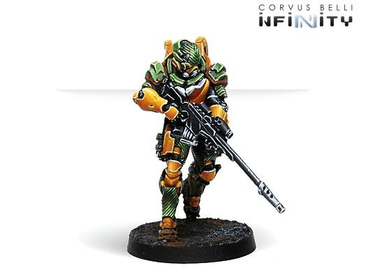 Hâidào Special Support Group (MULTI Sniper Rifle) Blister