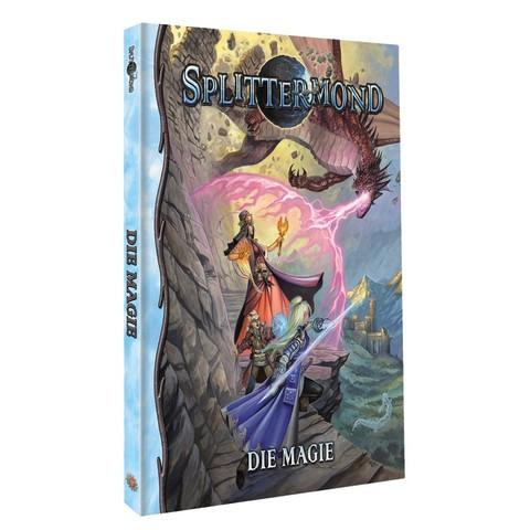 Splittermond - Die Magie HC