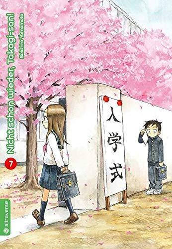 Nicht schon wieder, Takagi San! 07