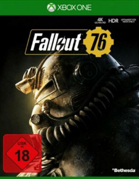 Fallout 76 (Xbox One, gebraucht) **