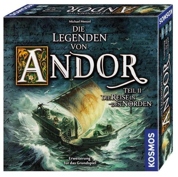 Die Legenden von Andor - Teil II - Die Reise in den Norden