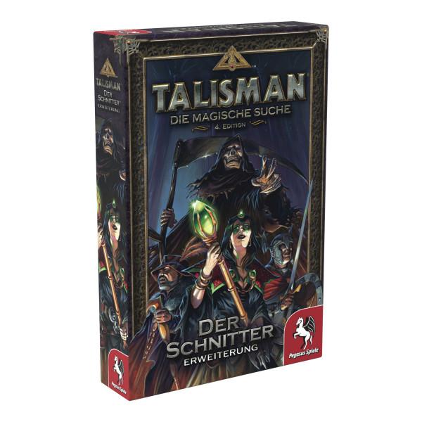 Talisman - Der Schnitter 4. Ed.