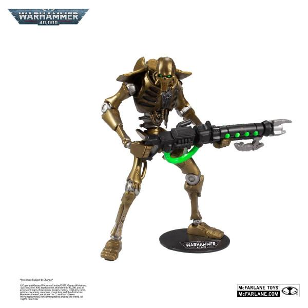 Warhammer 40k Actionfigur Necron 18 cm