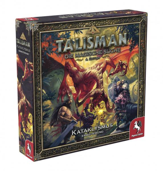 Talisman - Kataklysmus 4. Ed.