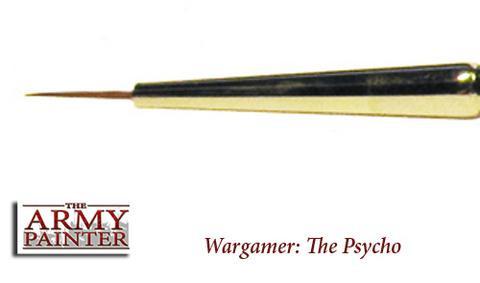 Wargamer Brush - The Psycho