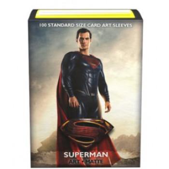 Dragon Shield Art Sleeves - Superman (100)