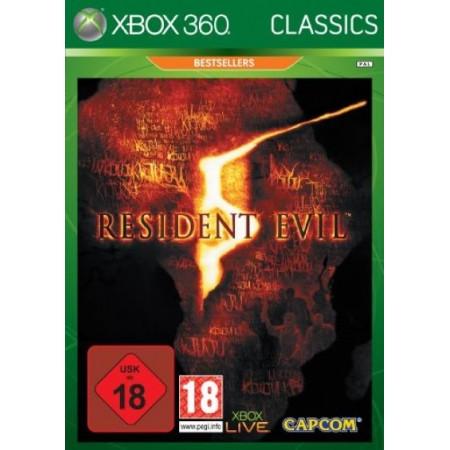 Resident Evil 5 - Classics **