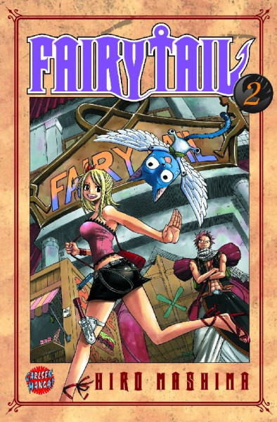 Fairy Tail 02