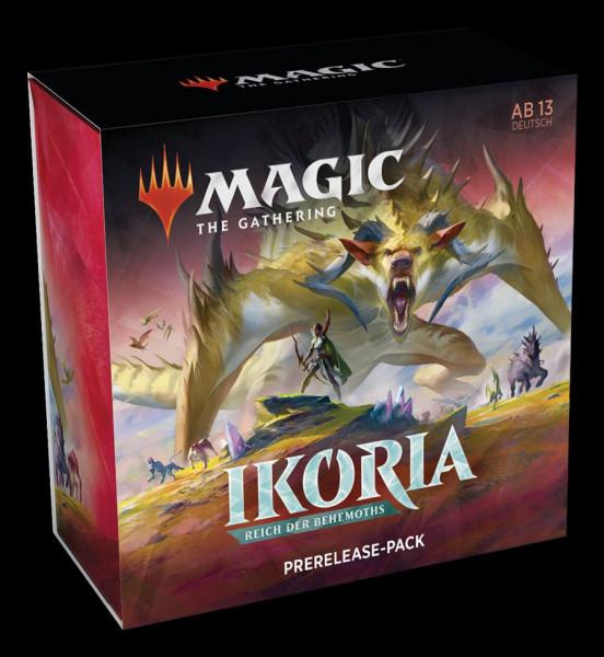 Ikoria: Lair of Behemoths Prerelease Pack de.