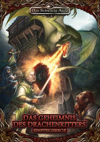 DSA5: Einsteigerbox - Das Geheimnis des Drachenritters