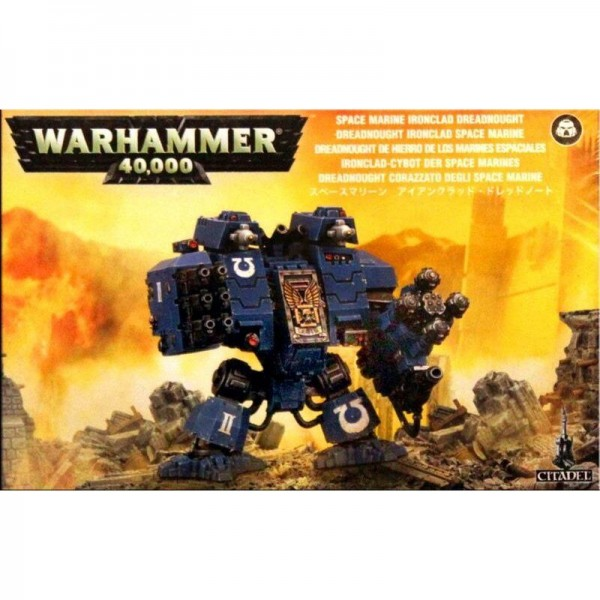 Ironclad-Cybot Der Space Marines (48-46)