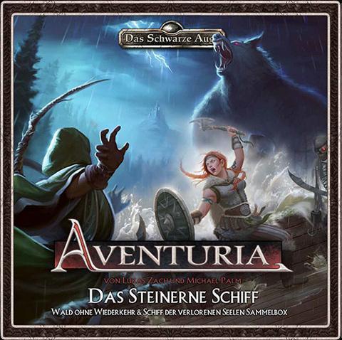 Aventuria - Das Steinerne Schiff