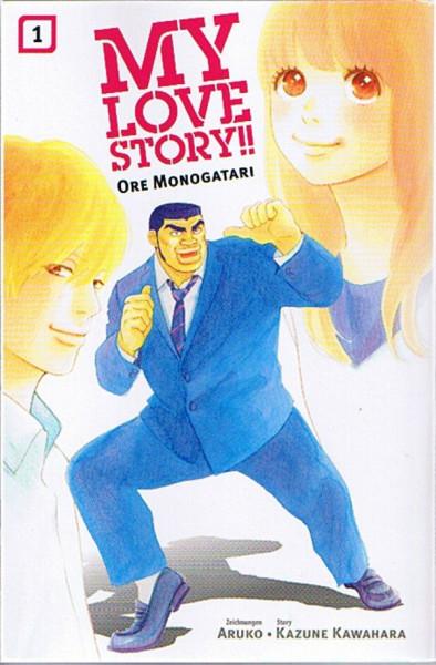 My Love Story!! 01