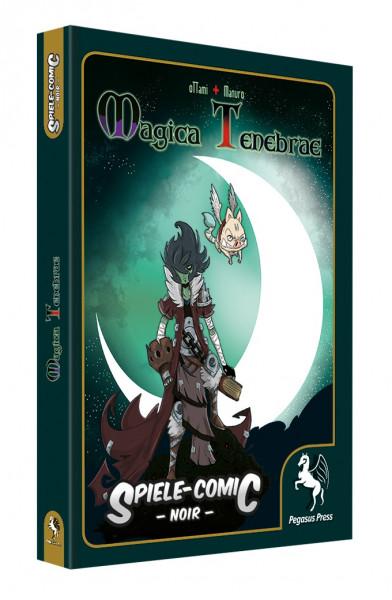 Spiele-Comic Noir: Magica Tenebrae (Hardcover)
