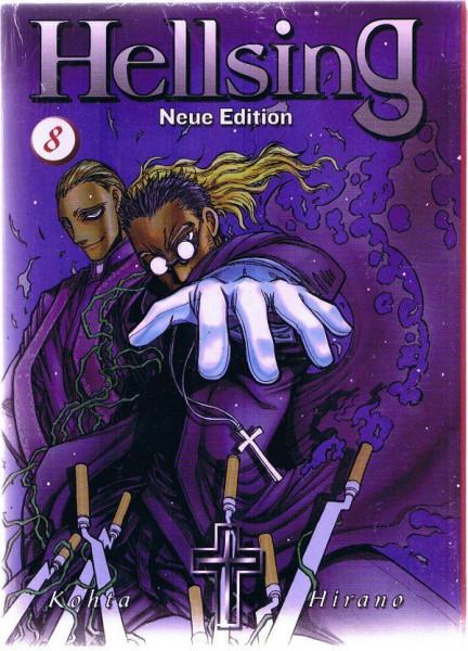 Hellsing (Neue Edition) 08