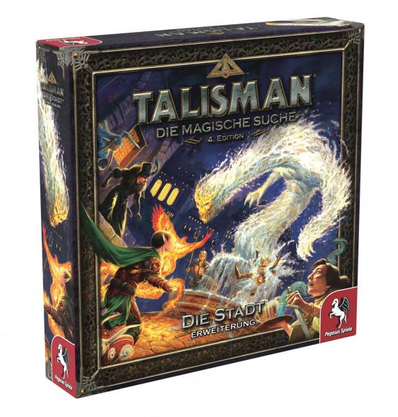 Talisman - Die Stadt 4. Ed.