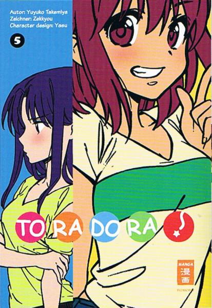 Toradora! 05