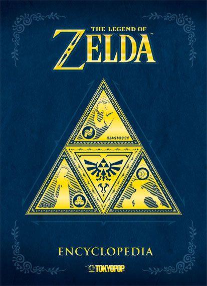 The Legend of Zelda : Encyclopedia