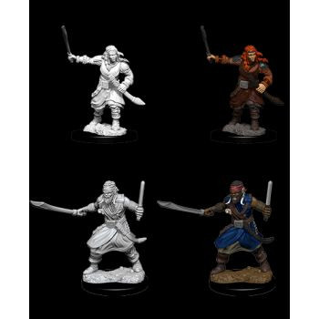 Dungeons & Dragons Nolzur`s Marvelous Unpainted Miniatures: W8 Bandits