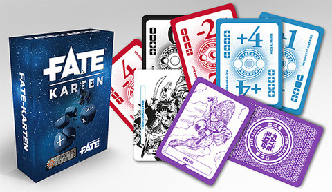 Fate: Kartendeck