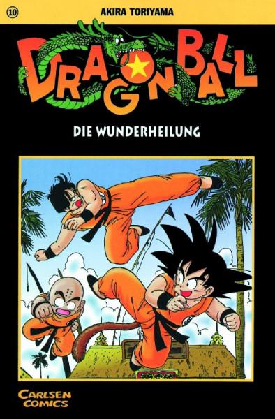 Dragon Ball 10 - Die Wunderheilung
