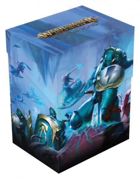 Warhammer Age of Sigmar: Champions Basic Deck Case 80+ Standardgröße Order: Triumphant Smash