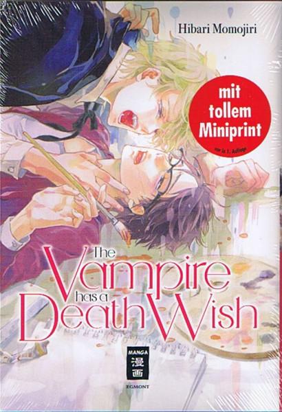 The Vampire has a Death Wish - 01