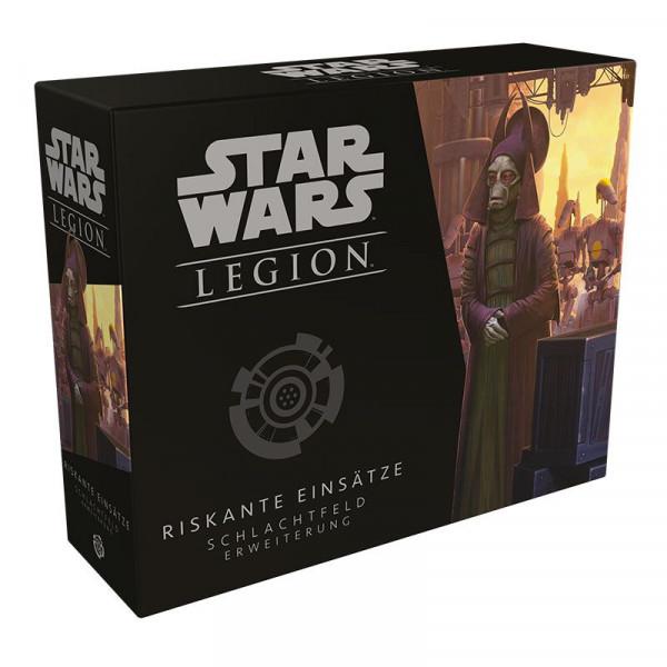 SW Legion: Riskante Einsätze dt./it.