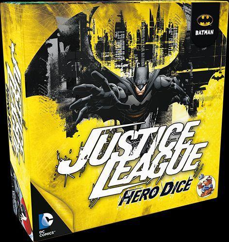 Justice League: Hero Dice Batman-Set