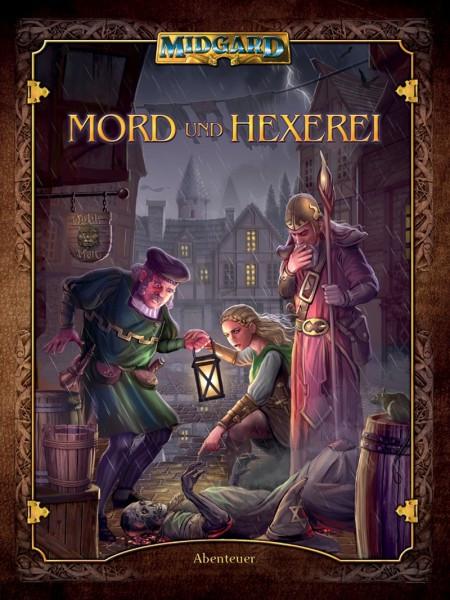 Midgard: Mord und Hexerei