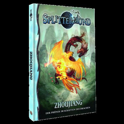 Splittermond - Zhoujiang Der Phönix im Schatten der Drachen