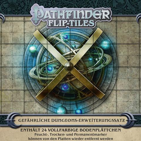Pathfinder - Flip-Tiles, Gefährliche Dungeons-Erweiterungssatz