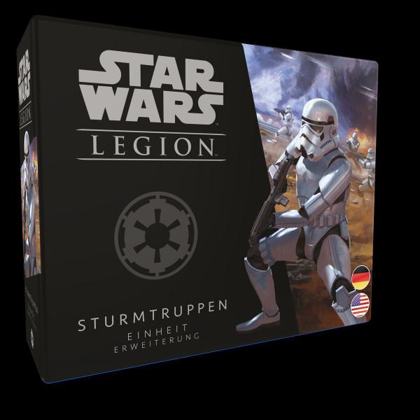 SW Legion: Sturmtruppen erw. dt./engl.
