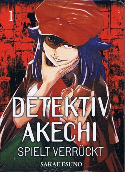 Detektiv Akechi spielt verrückt 01