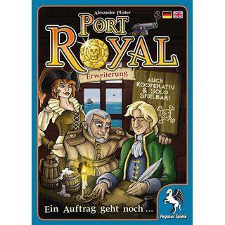 Port Royal - Ein Auftrag geht noch (Erweiterung)