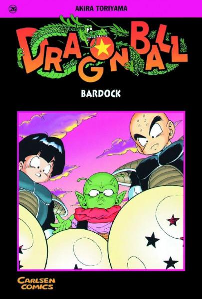 Dragon Ball 26 - Bardock