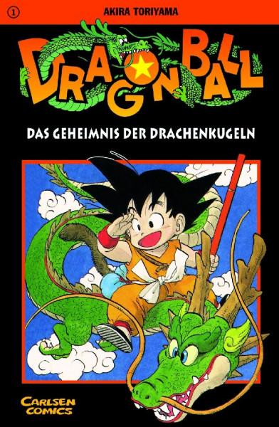 Dragon Ball 01 - Das Geheimnis der Drachenkugeln