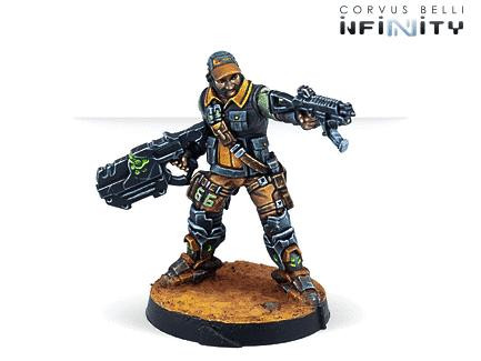 Monstruckers (Submachine Gun) Blister